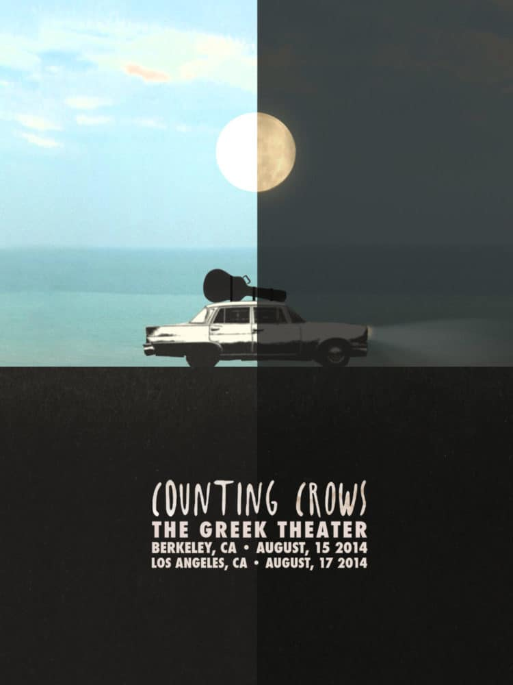 The Greek + Counting Crows