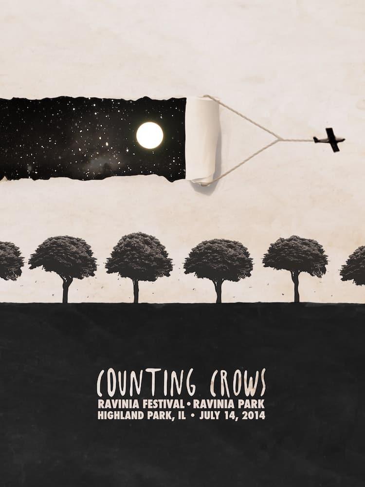 Ravinia.Crows